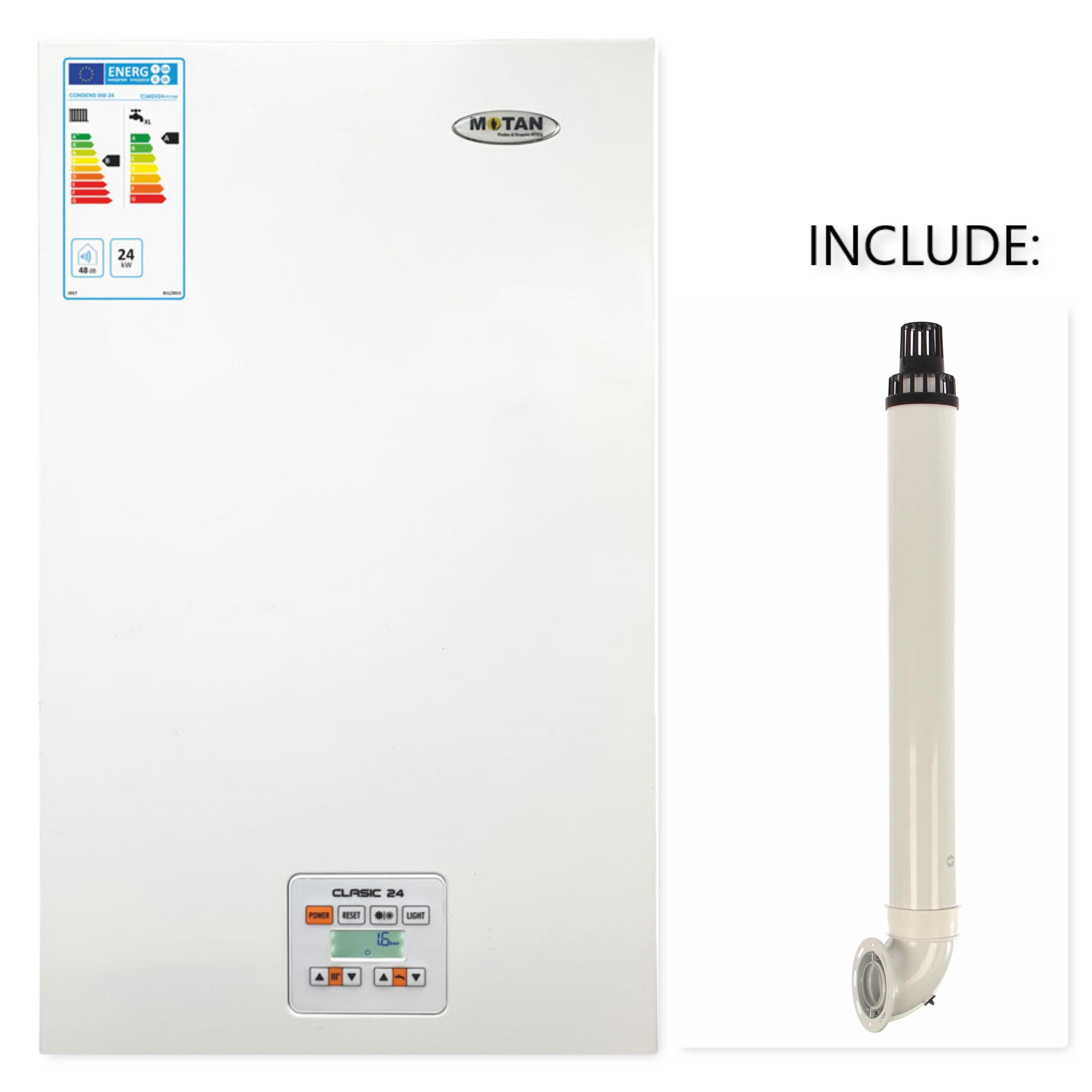 Centrala termica Motan Clasic 24 kW