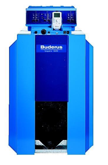 Cazan fonta Buderus focar presurizat Logano GE 615 - 740KW