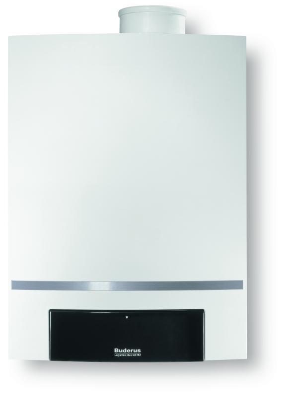 Centrala termica condensatie Buderus tip Logamax Plus GB 162 - 70KW V2