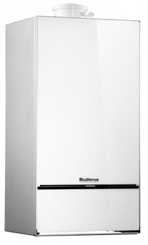 Centrala termica condensatie Buderus tip Logamax Plus GB 172 iK - 30KW alb