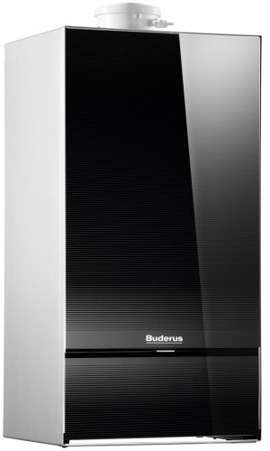 Centrala termica condensatie Buderus tip Logamax Plus GB 172 i System - 35KW negru