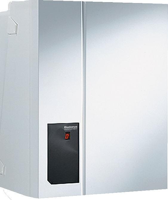 Documentatie centrala condensatie Buderus Logamax Plus GB 112