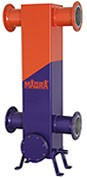 Butelie de egalizare MAGRA tip WST 251, 45 mc/h, Dn125