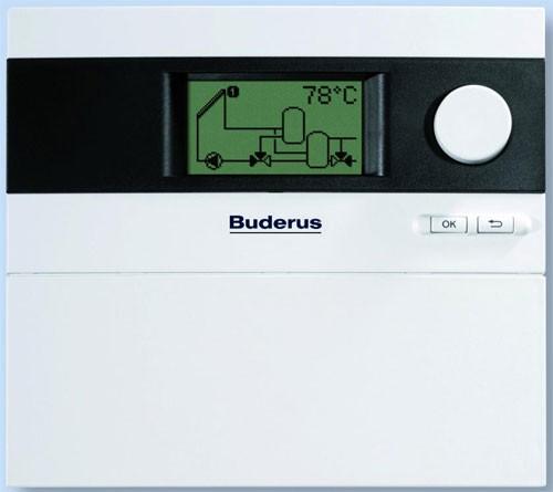Automatizare solara Buderus tip Logamatic SC 20