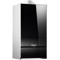 Centrala termica condensatie Buderus tip Logamax Plus GB 172 iK - 30KW negru MODEL NOU