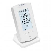 Termostat ambient wireless MOTAN HT500 SET cu control prin internet