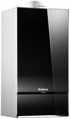 Centrala termica condensatie Buderus tip Logamax Plus GB 172 iK - 35KW negru MODEL NOU
